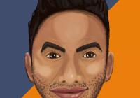 speed painting - Amir