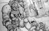 Warhammer 40k Blood Angel